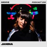 Groove Pocast 208 - Janina