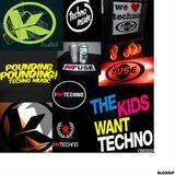 Obliviouz - Techno Mix 9