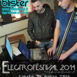 "Blister 2.16 ""Electrofestival"" + Paul Metemwhite / Vice Simon dj set"