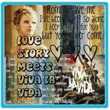 Love Story (Taylor Swift) meets Viva La Vida (Coldplay)
