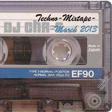 Techno-Mixtape- March 2013