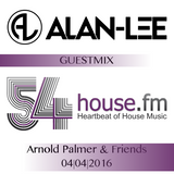 Guestmix: 54house.fm - Arnold Palmer & Friends - 04|04|2016
