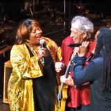 Keith Richards - US radio (WWOZ FM) 'A Great Night In Harlem', 22 October, 2015