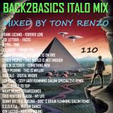 Back2Basics Italo Mix 110 Tony Renzo
