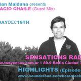 HC @ Sensations Radio (December 16 2011)