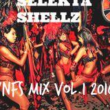 SELEKTA SHELLZ YOUR NEW FAVORITE SOCA MIX 2016 #YNFS VOL.1