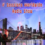 V Sessions Worldwide #149 Mixed by DJ Bluespark & TFF Exclusive Guest Mix