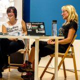 11 Aug 2014: Ellie Harrison in conversation with Ewa Jasiewicz