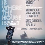 Greg Eversoul Live at MONARCH (SF) Treasure Island Fest Afterparty