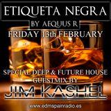 Jim Kashel @ Etiqueta Negra (13-02-2015) www.edmspainradio.es