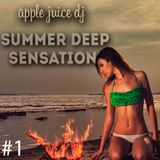 Apple Juice DJ - Summer DEEP Sensation (Promo Mix July 2014)
