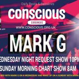 Sunday morning with Mark G Line dance chart show on conscious sounds radio