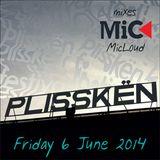 Plisskën Festival, 6 June 2014