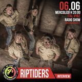 iTAL VYBZ 6/06/2018 - Ospite RIPTIDERS