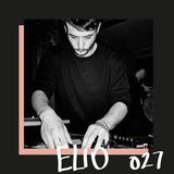 E L I O (800Hz Records) - Weekend WarmUp 027