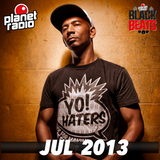 Planet Radio Black Beats Radioshow JULY 2013