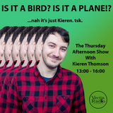 The Thursday Afternoon Show: Kieren chats to comedian Alex Watts