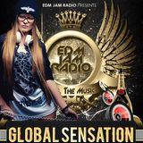 DJ MARY JANE - GLOBAL SENSATION   EDM JAM Radio AMSTERDAM GUEST Mix