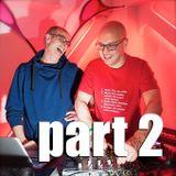 DJs BlueSpacE and Dense at 'VISIONS' 2015 - pt2 of the B2B DJ set recording