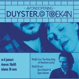 Duyster live @Toekan Records sun 6-01-2019 - part 1