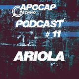 Apocap Podcast # 11 - with Ariola