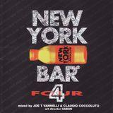 New York Bar Compilation CD 1(Claudio Coccoluto & Joe T. Vannelli)(Compilation Vol 4)