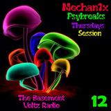 The Basement Voltz Radio - Psybreaks Show #12