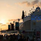 Danny O : Ibiza Daze 112 : Cafe Mambo After Sunset.