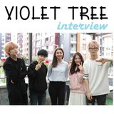 Interview with Violet tree - Korean rock & electronic band