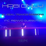 Xabi Only - Global Trance Sessions 004 (inc. Renvo Guestmix) [31-10-2011]
