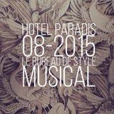 HOTEL PARADIS # 0815