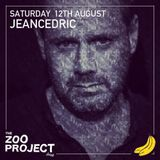 Jeancedric live at Zoo Project in the seal pit Ibiza August12th 2017
