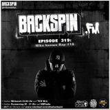 BACKSPIN FM # 319 - Niko knows Rap Vol. 16