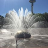 July 17 - 31, 2018 Seattle Center International Fountain Mix
