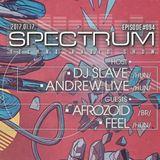 FEEL - Spectrum Techno Radio Show 2017.01.17