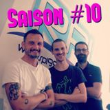 Samar Touch Radio Show #322 - SEASON 10 PREMIERE : Session Mix by Dju