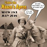 Under the Mason's Apron Folk Show #83 July 2018