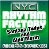 Freestyle EDM Fridays 5-4-2018 Santana Twins &  Aldo Marin Supermix
