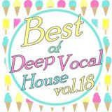 Kevin Lomax - Best of Vocal Deep house vol 18