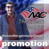 Another 30 minutes in the mix, Mac´s SoulCafe, the finest in Soul and R&B vol. 5 - 02.2018