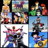 Escolhidas do Rub.88 (Tokusatsu&Animes)
