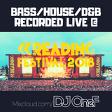 @DJOneF LIVE @ Reading Festival 2018