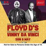 Floyd D's Birthday Mix Part 2. Mixed by Vinny Da Vinci (06/05/2018)2
