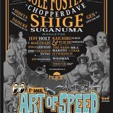 6th Annual Art Of Speed on AFO LIVE