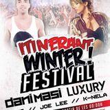 @ Cervera 07.02.14 ITINERANT FESTIVAL - JOE LEE DJ