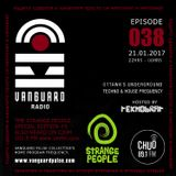 VANGUARD RADIO Episode 038 with TEKNOBRAT - 2017-01-21st CHUO 89.1 FM Ottawa, CANADA
