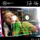 IX Podcast 19: Fafa Khan - NIGHT SHIFT