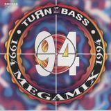 VA - Turn Up The Bass Megamix (1994)