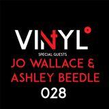 Vi4YL028: 4 Records - Jo Wallace (Ramrock Records) & Ashley Beedle (X-Press 2 - & more) - legends!!