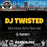 MURDERLAND RADIO mix 12/26/16